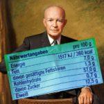 """Ist Präsident Eisenhower """"schuld"""" an der großen Fett-Lüge?"""